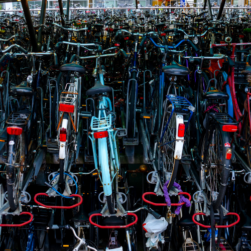 How 2 Tier Bike Storage Can Benefit Your Business