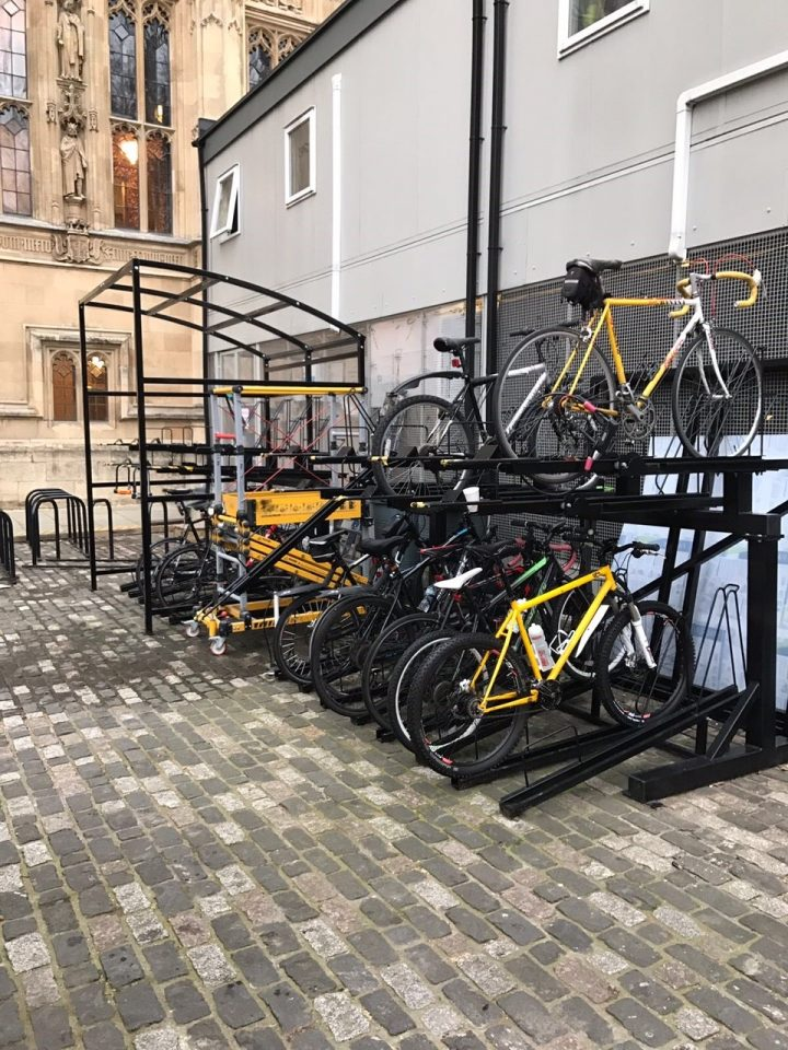 BIKE-SHELTER-FOR-AN-OVERHAUL-BIKE-DOCK-SOLUTIONS