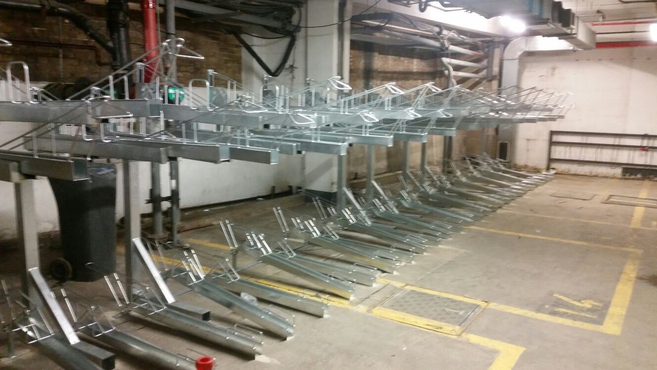 Two Tier Bike Rack 1
