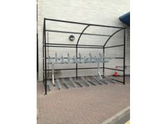 Two Tier Bristol Cycle Shelter