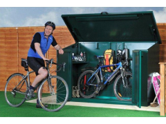 The Access Bike Shed