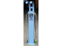 Public Bike Pump and Repair Stand