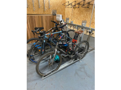 The BDS Electric Bike Rack