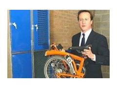 Folding Bike Locker
