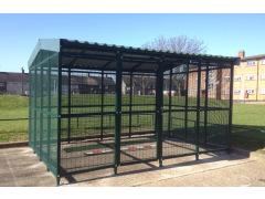 BDS Cycle Security Enclosure