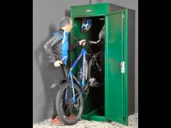 Brighton Tall Cycle Locker