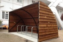 Alpine Cycle Shelters