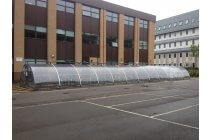 Thirlmere Cycle Enclosure (60-120 Bike Parking Spaces)