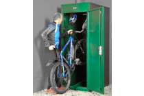 Brighton Tall Cycle Locker