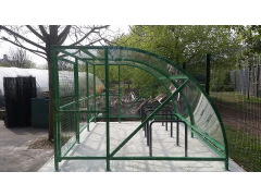 BDS Extended Front Cycle Enclosure